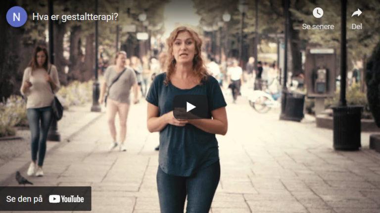 Video: Om gestaltterapi